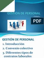 El contrato de trabajo y las modalidades de contratación laboral