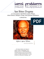 Man Bites Dogma - A Conversation With Robert Anton Wilson