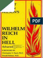 Robert Anton Wilson - Wilhelm Reich in Hell
