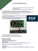 LPCXPresso Flash Debug Tutorial(1)