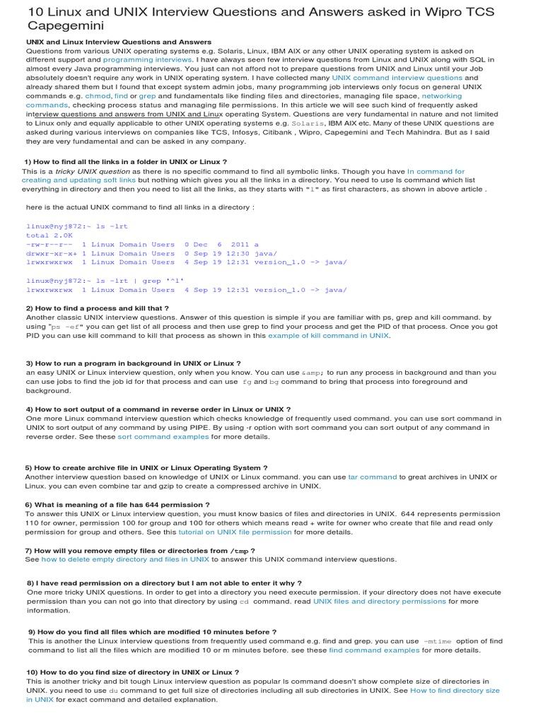 Gunzip Command In Unix