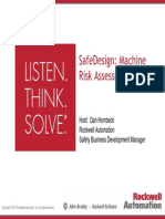 Machine Risk Assessment