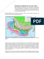 Stuctural and Depositional History of Gulf of Guinea