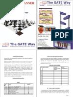 Tgw GATE Planner 2015