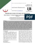 biosimilars-globalscenarioandchallenges-131029232250-phpapp01