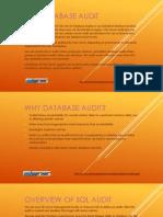 Complete Guide for SQL Database Audit