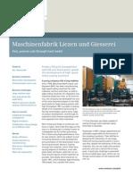 Siemens PLM Maschinenfabrik Liezen Und Giesserei Cs Z5