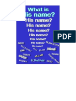 What is His Name