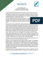 Feriados - declaração de voto dep. José Ribeiro e Castro, 31-jan-2014   Projecto de lei nº 484/XII (PCP)