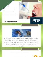Anestesia Odontologia