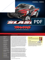 Traxxas Slash User Manual