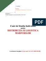 Logistica Si Distributia Marfurilor