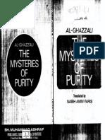 Mysteries of Purity Ghazali