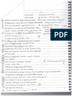My Audit Check List