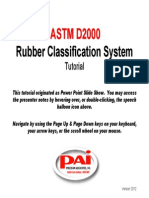 Astm d2000 Rubber Clasifiaction