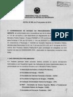 EDITAL 005-2014 - Engenharia Civil