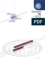 HTR India - Products - Wire Wound Resistors - Silicone Coated Resistors - HFA (English)