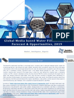 Global Media Based Water Filters Market Forecast & Opportunities, 2019