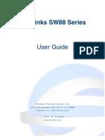 Syswan Octolinks SW88 Multi WAN Router User Guide