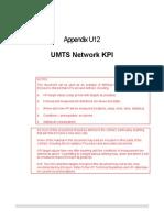 3G KPI Guidelines