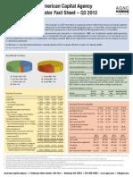 Agnc q3 2013 Fact Sheet Final