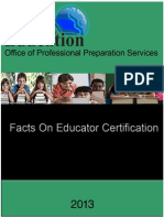 Facts About Teacher Certification in Michigan 230612 7