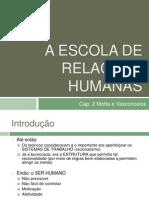 A Escola de Relações Humanas