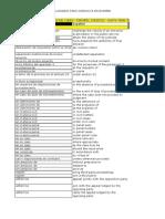 Glosario de consulta - Jurídica