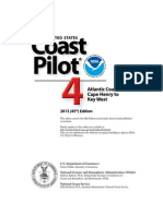 United States Coast Pilot 4 - 45th Edition, 2013