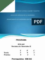 Programa Mecánica II.ppt