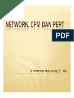 Network_ CPM Dan PERT