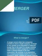 Merger Slide