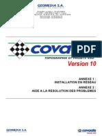 Installation de COVADIS v10.0 Annexes