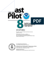 United States Coast Pilot 8 - 35th Edition, 2013