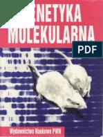 Genetyka molekularna - Piotr Węgleński PWN
