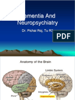 Dementia and Neuropsychiatry
