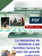 Como Ministrar a Las Familias en La Iglesia