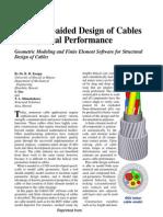 CableCAD Sea Tech Article