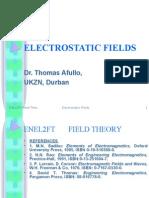 field theory Electrostatics
