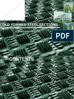cold formed steel