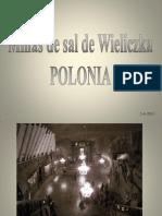 Minas de Sal Wieliczka-polonia