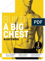 Mens Fitness Build A Bigger Chest