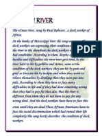 Meaning of Ol Man River