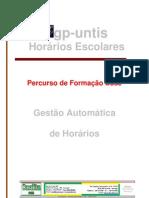 Guião base/gp-Untis