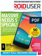Android User Vol 12 - 2013 UK