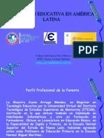 Gestion Educativa en America Latina
