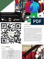 EXPOSIÇÃO CORPOS TRANSEUNTES catálogo virtual