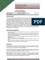 Direccion de Rrhh -Ge 2009
