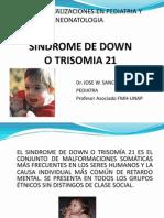 Sindrome de DOWN Curso
