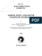 Pub. 175 North, West, And South Coasts of Australia (Enroute), 10th Ed 2010